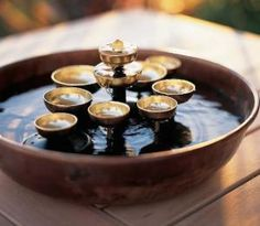 Products and Tips for Good Feng Shui: Fountains: Healing and Calming Feng Shui Water Energy for Your Home