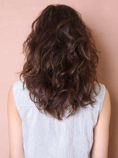 Short Perm, Digital Perm, Hair Arrange, Haircut And Color, Smart Styles, Layered Hair, About Hair, Cut And Style, Hair Designs