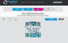 Visualead, genera códigos QR con tus propias imágenes de fondo