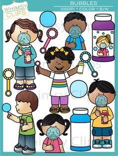 The bubble clip art set contains 26 image files, which includes 13 color images and 13 black & white images in png. All images are 300dpi for better scaling and printing.