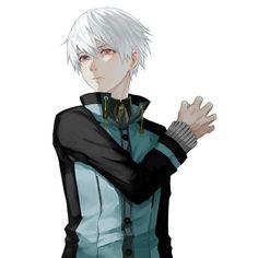 Kaneki Ken White hair-Tokyou Ghoul