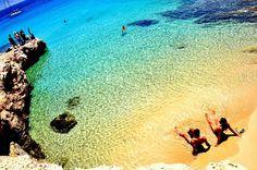 Aegean Sea. Greece