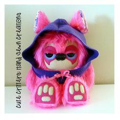 $65.00 Soliel Yeticub by CuteCritters on Handmade Australia