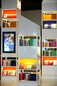 Airport Library at Schiphol, Netherlands