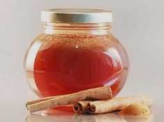 Honey and Cinnamon cures most diseases. (After reading this, I think I'll have a cup of hot water with honey and cinnamon before I go to bed! Herbal Remedies, Health Remedies, Home Remedies, Natural Cures, Natural Healing, Natural Treatments, Natural Skin, Health And Beauty Tips, Health And Wellness