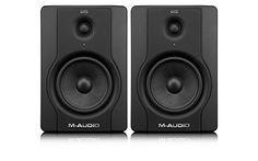 M-Audio BX5 D2 (1 Paar)   Aktiv Studio Monitor Lautsprecher M-Audio http://www.amazon.de/dp/B005F3H6Q8/ref=cm_sw_r_pi_dp_5DfZwb12K4CWQ