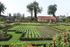 Jardines comestibles. Les Jardins de la Chartreuse du Val Saint-Esprit | El Blog de La Tabla