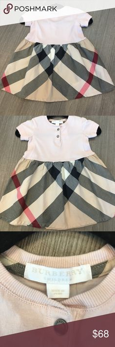 Spotted while shopping on Poshmark: Burberry dress! #poshmark #fashion #shopping #style #Other