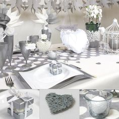 ... images about Décoration de table on Pinterest  Noel, Deco and Tables