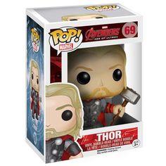 Thor Age of Ultron POP! Marvel #69 Movies Vinyl Figure