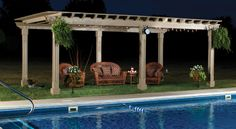 Pergola End Templates | File Name : pergola-outback.jpg Resolution : 680 x 374 pixel Image ...