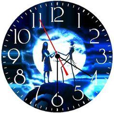 NIGHTMARE BEFORE CHRISTMAS #2 Wall Clock