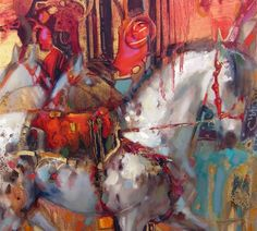 """""""lesley humphrey"""" Love the colours, the subject, the composition & the brush strokes. Thank you for sharing"""