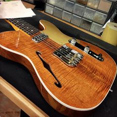 Fender Custom Shop: Turning musical dreams into realities. Finely crafted guitars and basses created by artists, for the artist Electric Guitar And Amp, Custom Electric Guitars, Custom Guitars, Fender Stratocaster, Archtop Guitar, Music Guitar, Guitar Chords, Cool Guitar, Guitar Pics