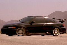"""Aufgemotzt eignet sich so ein quirliger Honda Civic bestens als Highchecker-Car. Im ersten Teil von """"The Fast and the Furious"""" nutzt die Gau..."""