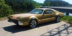 1966 Oldsmobile Toronado 2005 Mustang Gt, Oldsmobile Toronado, American Muscle Cars, Hot Cars, Classic Cars, Trucks, Vintage Classic Cars, Truck, Classic Trucks
