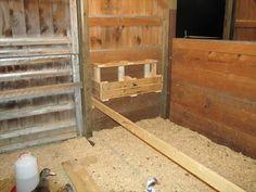 Pallet Nesting Boxes