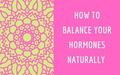 How to Balance your Hormones Naturally: Hormonal imbalance is so much more common in the modern age than ever before. And hormonal imbalance can masquerade as so many different issues so one is not always sure what is going on. But when your hormones are not balanced you feel things are just off. If you have found yourself walking into a […]Continue Reading…