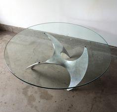 Knut Hesterberg Mid Century Modern Coffee Table