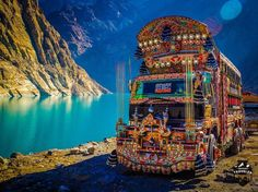 The Karakoram Highway often just called KKH, is ahighway that runs about 1.300km (800mi) from Abbottabad in Pakistan to Kashgar in the province of Xinjiang in west China. The Karakoram Highway was…