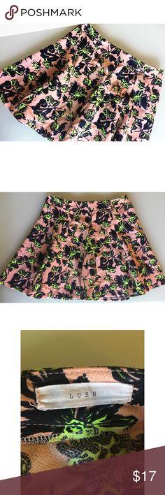 I just added this listing on Poshmark: Lush skirt size medium. Pink, black, neon green. #shopmycloset #poshmark #fashion #shopping #style #forsale #Lush #Dresses & Skirts