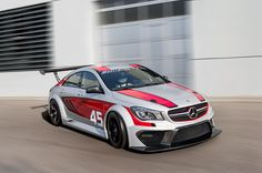 2013 #Frankfurt Preview: #MercedesBenz CLA 45 AMG Racing Series Concept  http://www.4wheelsnews.com/2013-frankfurt-preview-mercedes-benz-cla-45-amg-racing-series-concept/
