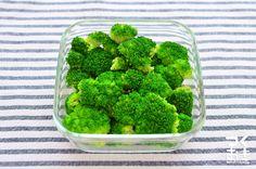 ゆで方を知っていれば、ブロッコリーも作り置ける野菜に!ゆで過ぎを防げば、日持ちも良くなり、一週間使えます。