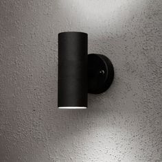 Konstsmide Modern Metal Modena up and Down Wall Light Matt Black 7571 750 for sale online Outside Lighting Ideas, Outdoor Lighting, Tea Lights, Wall Lights, Up Down Wall Light, Tree Support, Real Fire, Small Candles, Space Architecture