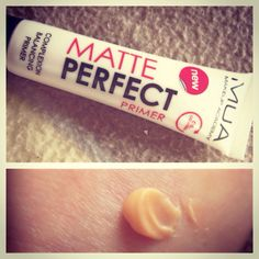 Great matte primer - used on oily skin or oily T zone and very low budget