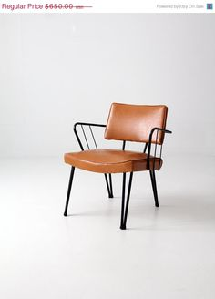 SALE Douglas Eaton chair mid century modern accent chair by 86home