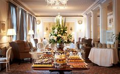 Enjoy a few hours of sheer indulgence with an afternoon tea at Cape Town's prestigious Mount Nelson Hotel. A tradition that dates back to the city's colonial heritage, afternoon tea is a much-loved pastime in South Africa, and the Mount Nelson is con Pink Hotel, Cape Town Hotels, Safari Holidays, Tour Operator, Africa Travel, High Tea, Lodges, Afternoon Tea, South Africa