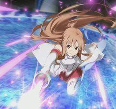 Sao Anime, Chica Anime Manga, Otaku Anime, Kawaii Anime, Sword Art Online Cosplay, Sword Art Online Kirito, Sao Kirito And Asuna, Desenhos Love, Sword Art Online Wallpaper