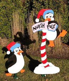 diy christmas yard decorations patterns | Wooden Christmas Yard Art Decorations