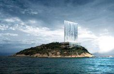 Olimpiadi Rio 2016:una cascata per produrre energia verde