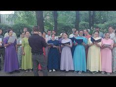 Sharon Mennonite Church Choir (Chicago, July 9, 2016) - YouTube