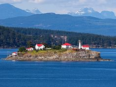 Gulf Islands, BC.  A place I could see myself living.  There are many Gulf Islands and they are easy to access from either Vancouver, Victoria or Nanaimo by ferry.  Whether it is: Salt Spring Island, Galiano, Gabriola, Maine, Valdez, North Pender, or any of these amazing islands...they are ALL magical.  BUCKET LIST for a HOUSE