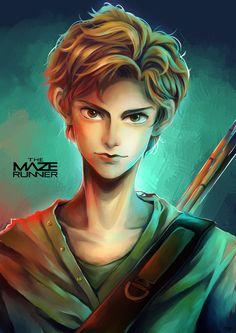 http://yingrutai.deviantart.com/art/Newt-The-Maze-Runner-483682085