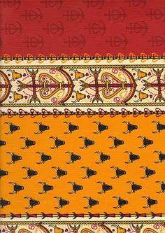 Provence fabric: Goya or stripes
