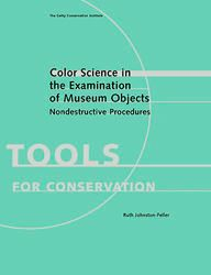 colour science in the examination of museum artefacts
