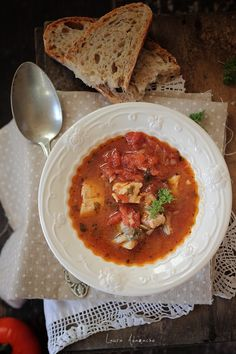 Romanian Food, Thai Red Curry, Seafood, Lunch, Fish, Dinner, Ethnic Recipes, Meal, Food Recipes