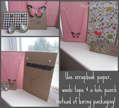 redo your jewelry packaging