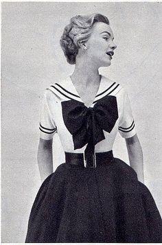 Perfect sailor dress