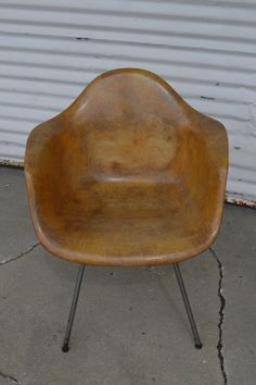Herman Miller Charles Eames Rope Edge Chair by by backfortytampa, $1000.00