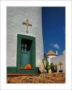 Ancient wind-mills - Vila do Bispo, Algarve