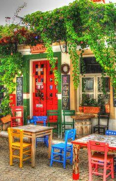 Милые кафешки в Стамбуле