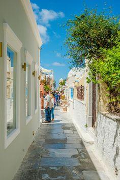 Oia, Greece by Tomsy Alexandrov on 500px