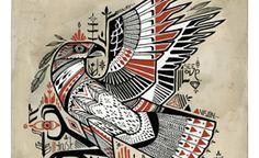Love Hawk Tattoo Studio - David Hale of Athens Georgia - Meet the Love Hawk