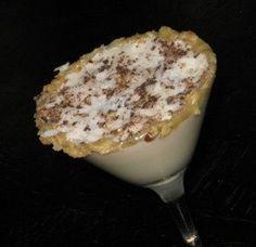 Ingredients  1 oz. Malibu Coconut Rum 1 oz. Pecan Liqueur ( Disaronno or Frangelico is a great substitue) 1 oz. Cream de Cocoa (dark)Read more ›