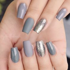 Nail art trends as all the other fashion trends do not stay still and what was trendy yesterday is a no-no for today. We want to share with you a set of trendy nail art ideas. We promise you that with us you will always look fashionable and elegant! #nails #nailart #naildesign
