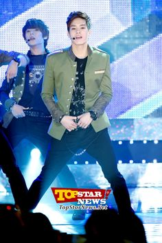 BTOB's Peniel, 'Performance that captured the female's hearts' … 2012 AIDS Prevention Campaign Concert [KPOP PHOTO] - Unique High Quality Photo News - TopstarNews.Net